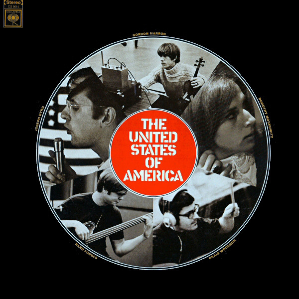 The United States Of America Book Cover