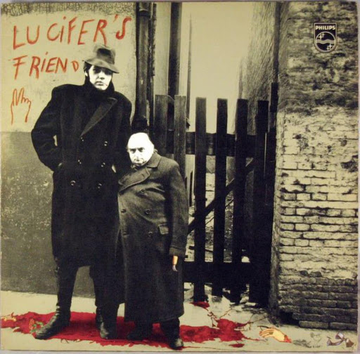 Lucifer's Friend Book Cover