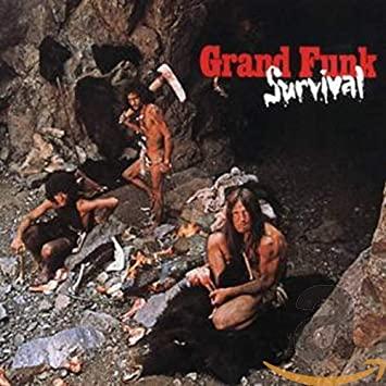 Survival Book Cover