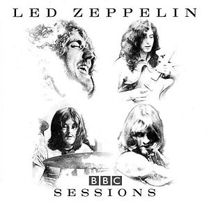 BBC Sessions Book Cover