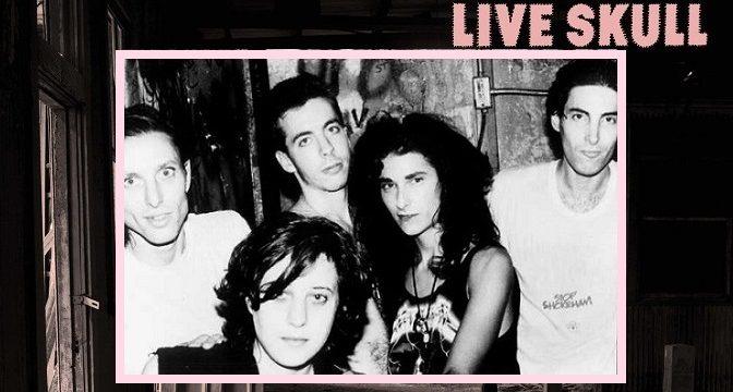 Live Skull – Dusted (1987)