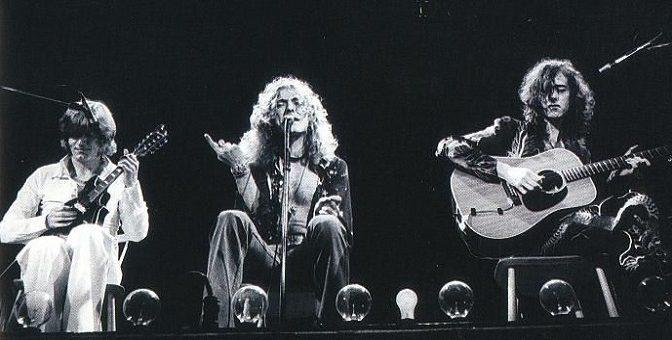 Led Zeppelin z BBC Sessions