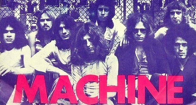 Machine – holandskí dychári hrajú hard rock