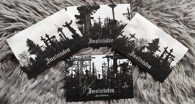 Insinistra – Art of Slavery (2020)