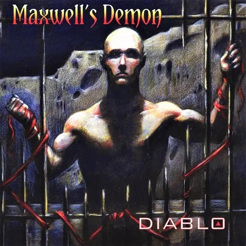 Diablo Book Cover