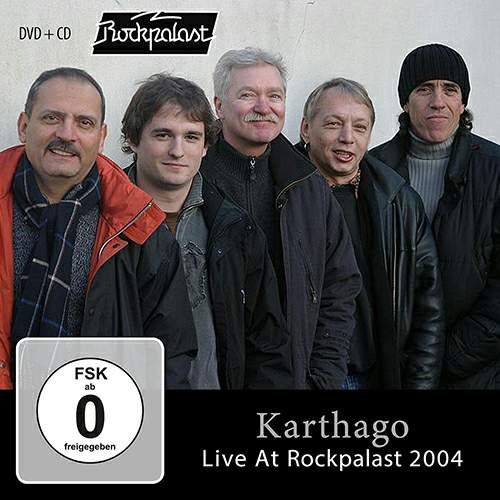 Live At Rockpalast 2004 Book Cover