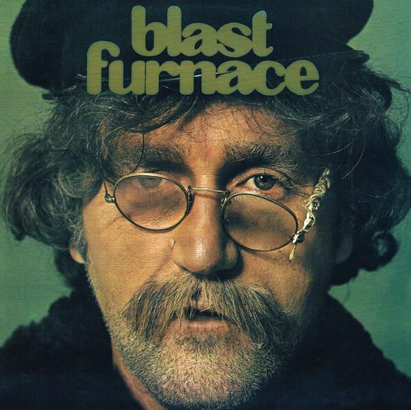 Blast Furnace Book Cover