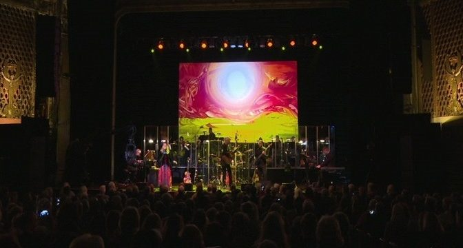 RENAISSANCE – 50th Anniversary – Ashes Are Burning: An Anthology – Live In Concert (2021)